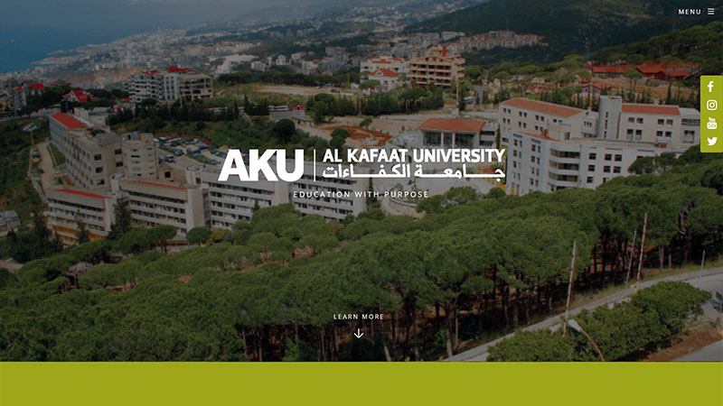 Website: Al Kafaat University